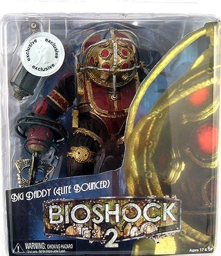 mejor marca NECA - Figure Bioshock 2 - Big Daddy Daddy Daddy Elite Bouncer Deluxe  edición limitada