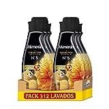 Mimosín Collection Parfum Suavizante Nº 5, 52 Lavados 870 ml - Pack de 6