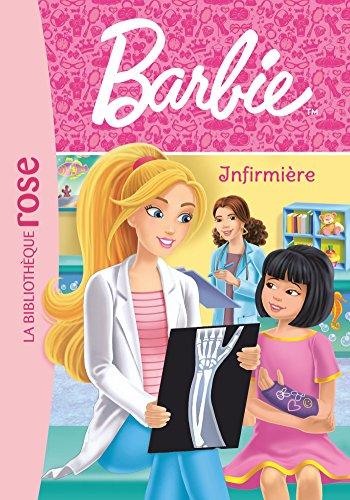 Barbie - Métiers 06 - Infirmière (Ma Première Bibliothèque Rose)