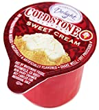 International Delight Mini Cold Stone Creamery Sweet Cream Coffee Creamer Singles (7/16 Fl Oz Each),...