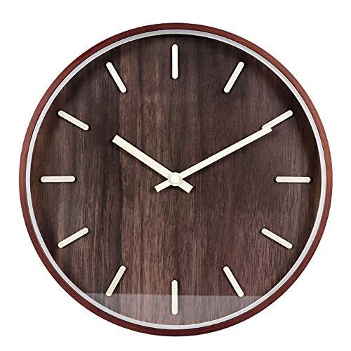 Z IMEI eenvoudige stille niet tikken muur klokken ronde moderne klokken verwijderbare horloges slaapkamer kantoor