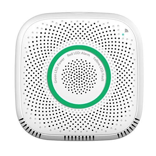 Smart Kitchen WIFI-Gas-Detektor, Haus CH4 Gasalarm