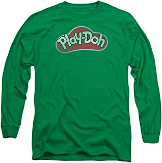 Play Doh Lid Unisex Adult Long-Sleeve T Shirt for Men and Women