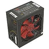 HKC® V-POWER 550 Watt ATX PC-Netzteil, Schutzschaltkreise: OPP, OCP, OVP, SCP, 20+4pin...