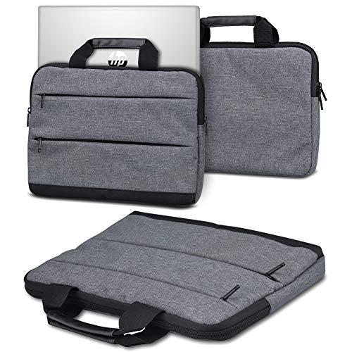 Laptop Tasche kompatibel für HP ProBook 450 G6 Schutzhülle Sleevehülle Notebook Hülle Laptop Case 15,6 Zoll, Farbe:Dunkelgrau