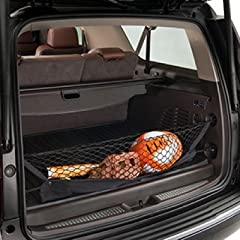 Envelope Style Trunk Cargo Net for Chevrolet Tahoe 2015 2016 2017 2018 2019 2020 Tahoe LS LT PPV Premier SSV 2015 2016 2017 2018 2019 2020 Net Includes Mounting Hardware and instructions. Great storage solution to help you drive organized & be clutte...