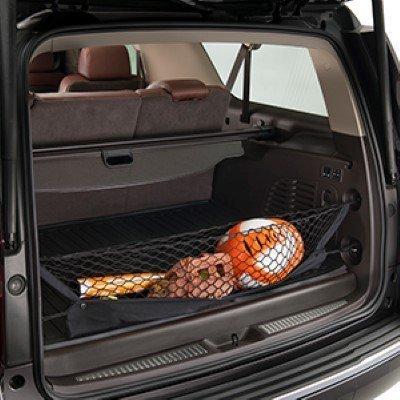 Envelope Style Trunk Cargo Net for Chevrolet Suburban LS LT LTZ Premier 2015 2016 2017 2018 2019 2020