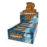 Grenade Carb Killa Barretta Proteica a Basso Contenuto di Carboidrati, Cookies and Cream, 12 x 60 g