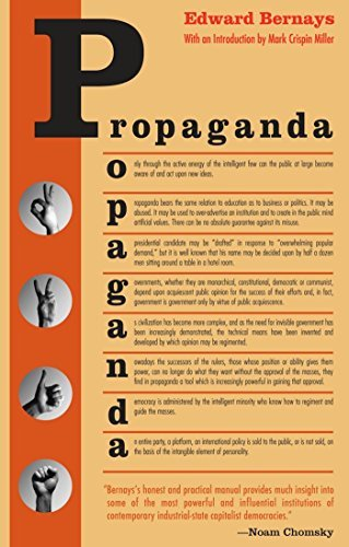 Propaganda By Edward Bernays 2004 Paperback