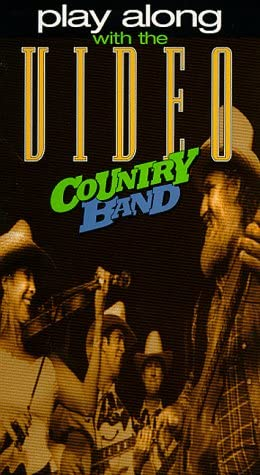 Play Along With the Band VHS Country Max 76% OFF 25% OFF Video