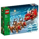 LEGO Set de trineo de Papá Noel de temporada 40499