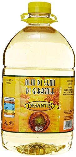 Desantis Olio Di Semi Di Girasole, 500 ml