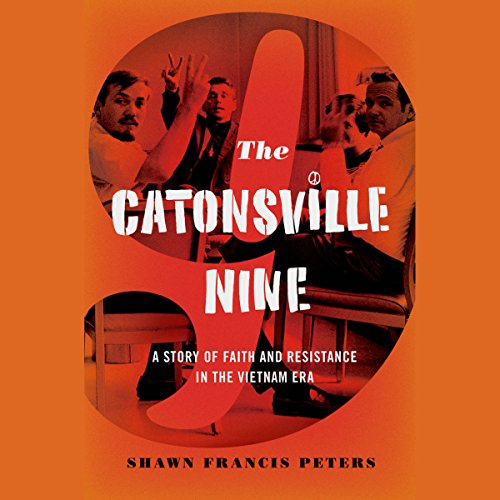 The Catonsville Nine audiobook cover art