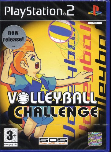 Volleyball Challenge [UK Import]