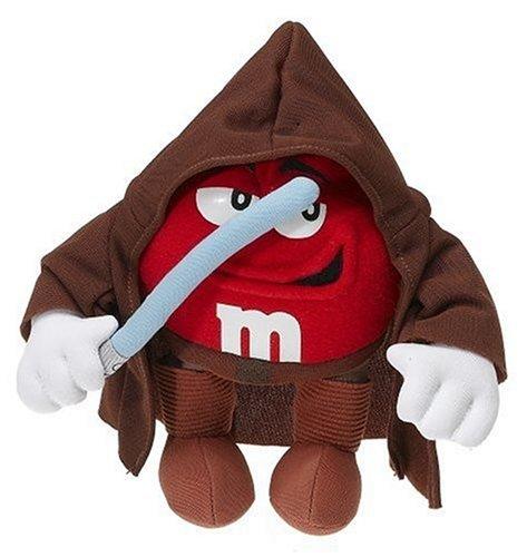 Hasbro Star Wars OBI WAN Kenobi Peluche M & M