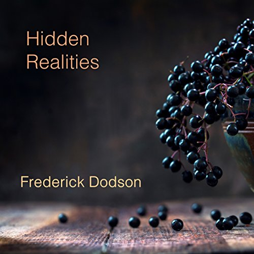 Hidden Realities audiobook cover art