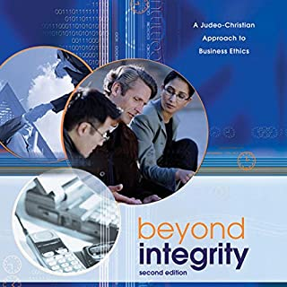 Beyond Integrity audiobook cover art