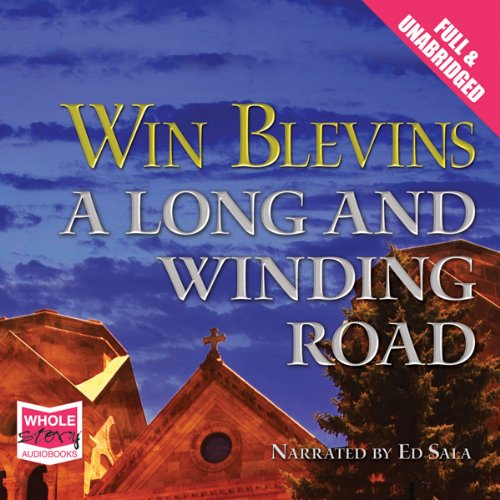 A Long and Winding Road audiobook cover art