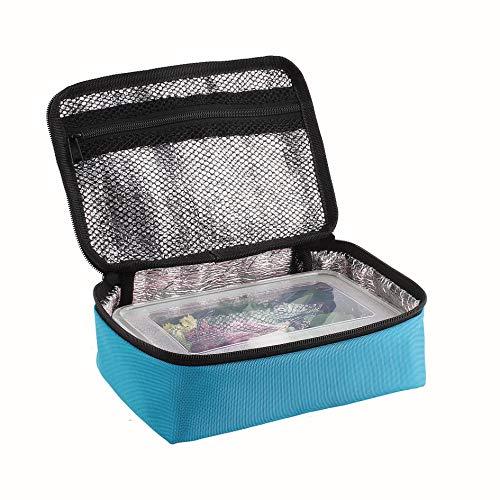 DOMOCLIP SEP125B Set Lunch Box Bleu