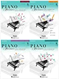 Faber Piano Adventures Level 3A Set (4 Books) 2nd Edition - Lesson, Theory, Technique & Artistry, Performance