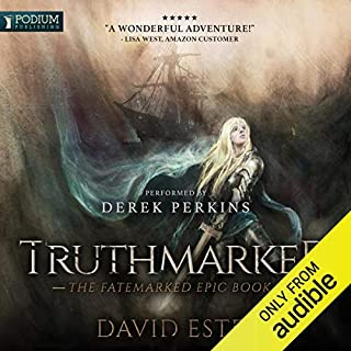 Truthmarked cover art