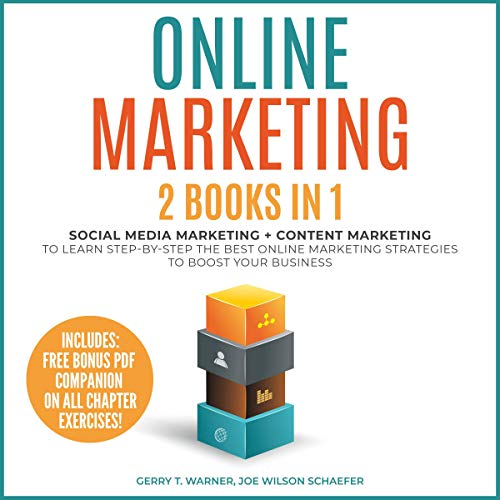 Online Marketing  By  cover art