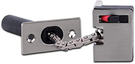 Hardware Door Chain, BYDNBY Safety Chain Deurslot Bolt Lock Hotel Hotel Home Anti-diefstal Buckle Safety Chain Keten Van D...