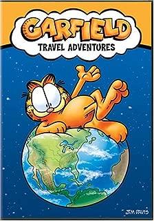 Garfield - Travel Adventures: (Garfield in the Rough / Garfield in Paradise / Garfield Goes Hollywood)