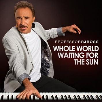 Whole World Waiting for the Sun - Single