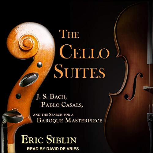 The Cello Suites cover art