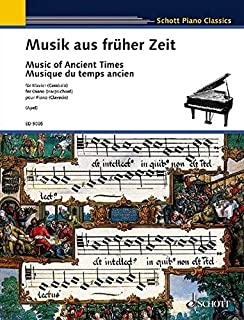 Music of Ancient Times (PIANO)