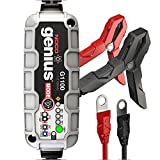 NOCO Genius G1100EU 6V / 12V 1,1 Ampères Chargeur de Batterie Intelligent et...