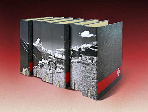 "Panorama-Ordner-Set ""Matterhorn"" - Schreibgefühl®"