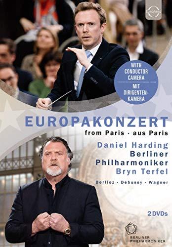 Berliner Philharmoniker: Europakonzert 2019 [2 DVDs]