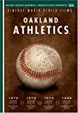 MLB Vintage World Series Films - Oakland A's 1972, 1973, 1974 & 1989