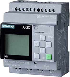 Siemens Indus.Sector LOGO! Logikmodul 6ED1052 1HB08 0BA0
