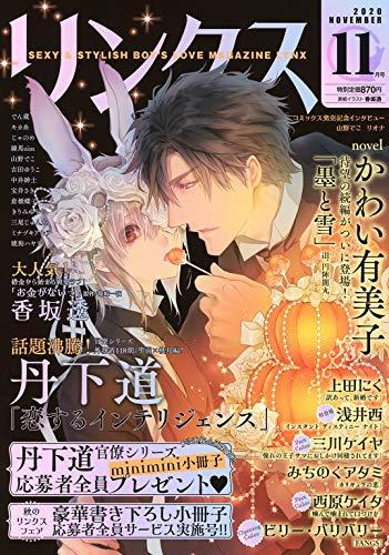 リンクス 2020年11月号 (バーズコミックス リンクスコレクション)