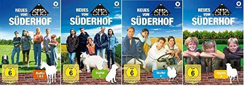 Neues vom Süderhof Staffel 1-5 (1+2+3+4+5, 1 bis 5) [DVD Set]