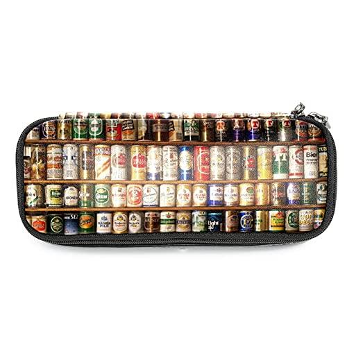 Portalapices Con Latas De Cerveza
