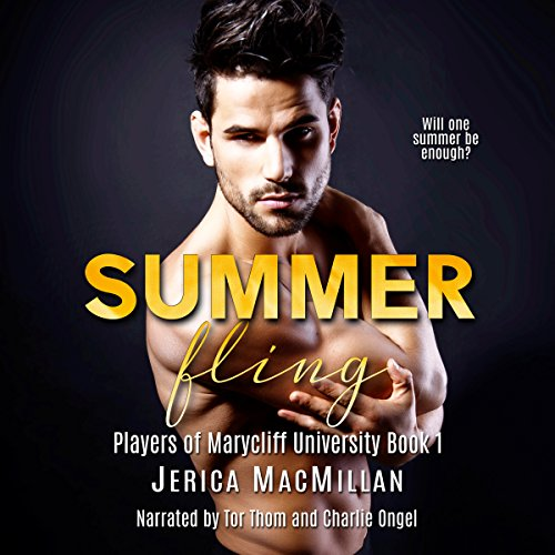 Summer Fling audiobook cover art