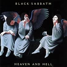 black sabbath heaven and hell vinyl