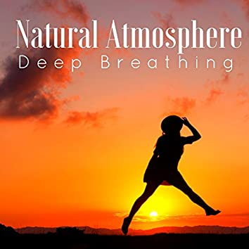 Natural Atmosphere - Yoga Training Meditation Music for Yoga Moments, Inner Peace, Deep Breathing