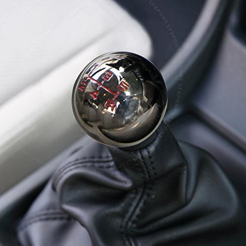 LT Sport 5-Speed Manual Transmission Stick Shift Knob Ball Bronze MT Gear Lever Cover