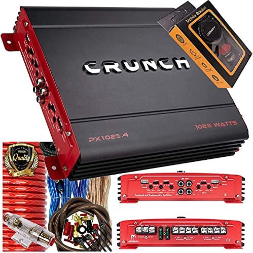 amplificadores para auto;amplificadores-para-auto;Amplificadores;amplificadores-electronica;Electrónica;electronica de la marca Crunch
