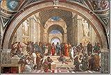 'Cuadros & Marcos HB–Raphael 'Escuela de Atenas Cuadro, impresión...