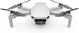 DJI Mini SE: Drone FlyCam Quadcopter UAV with 2.7K Camera 3-Axis Gimbal GPS 30min Flight Time, less than 249 Gram, Grey