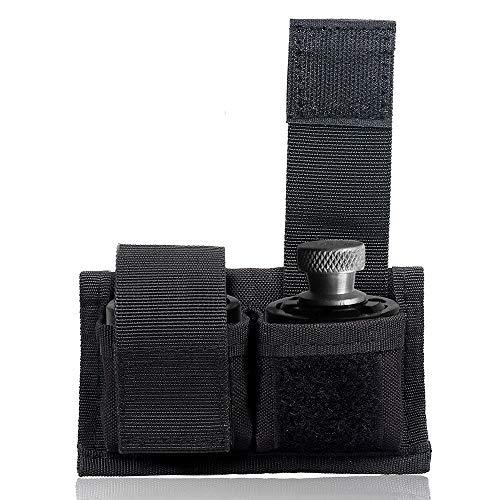 Speedloader Pouch Case Holder Nylon Tactical Double Speedloader