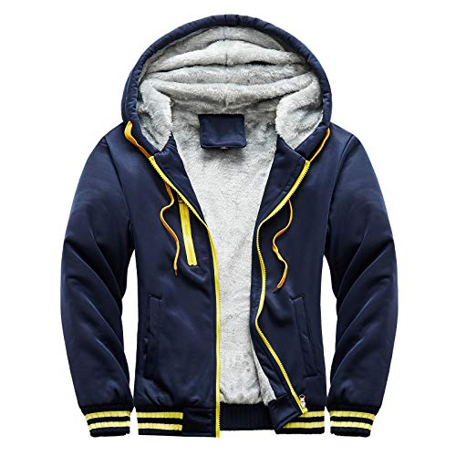 Hoodie Sweat-Shirt à Capuche Homme Hiver Marvel Zippée Blanc Noir Slim Fit Pull à Manches Longues Pas Cher Blouson Moto Homme Garcon Sweats Ado Grande Taille Manteau Homme Hiver Jacket Sportswear