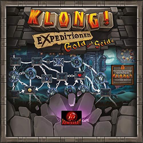 Klong! Gold und Seide - Erweiterung