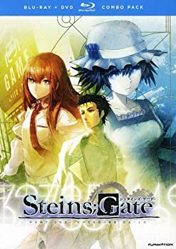 Steins Gate  Complete Series Part One  Blu-ray/DVD Combo